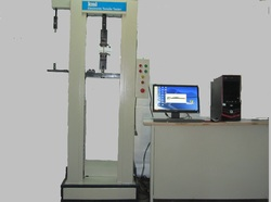 Computer Based Tensile Tester