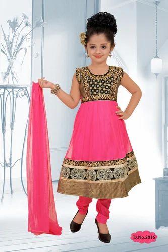 Designer Punjabi Kids Dresses, Kids Dresses | Siddhi ...