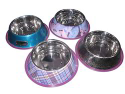 Anti Skid Regular Dog Bowl