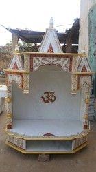 Designer Temple with Meenakari