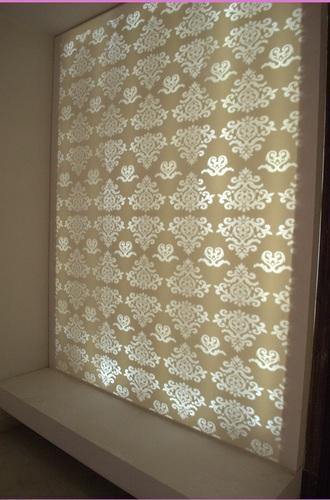 Standard Corian Stone Jali Rs 150 Square Feet Baani