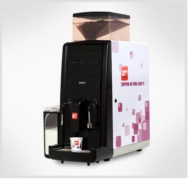 Cafe Coffee Day Vending Machine