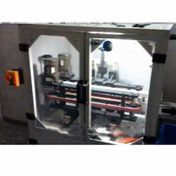 Capacitor Chamfering Machine