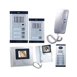Audio Video Door Phones Security Alarms Detectors \u0026 Devices | B Secura Security Systems in Coimbatore | ID: 4223711562