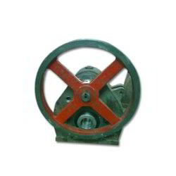 Iron Pulleys