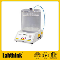 Leak Test Apparatus for Bottles, Pouches and Bags