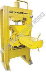 2 Bricks Fly Ash Brick Making Machine