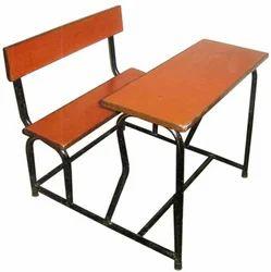 Dual Combined Desk
