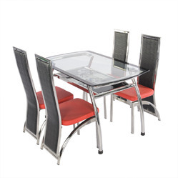 Isd 15b Stainless Steel Dining Table