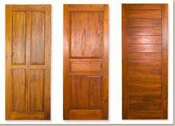 Merbau Doors