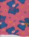 Teddy Print Baby Sheet