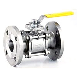 Electro Plated Ball Valve