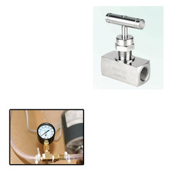 Needle Valve for Pressure Gauge