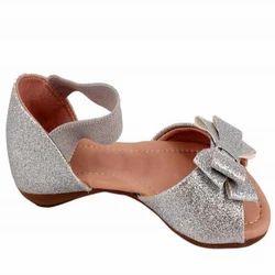 Silver Fashion Sandals