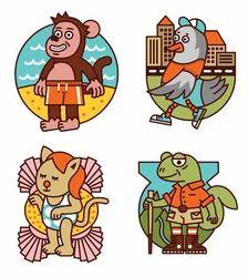 Kids Badge