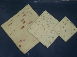 Square Papad