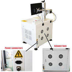 Fiber Laser Marking Machine for Cookware