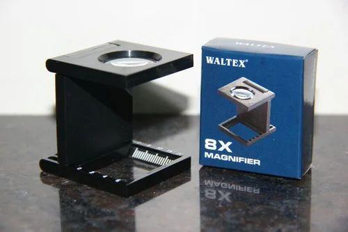 Linen Tester Folding Magnifier Waltex 7550