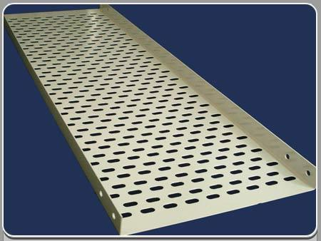 perforated cable tray  Perforated Cable Tray, छिद्रित केबल ट्रे - Anand ...