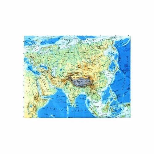 Mumbai On Map Of Asia.Asia Physical Map World Physical Maps Goregaon West Mumbai