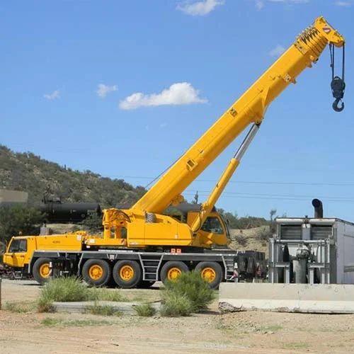 Demag Mobile Cranes, York Cranes | ID: 4864793748