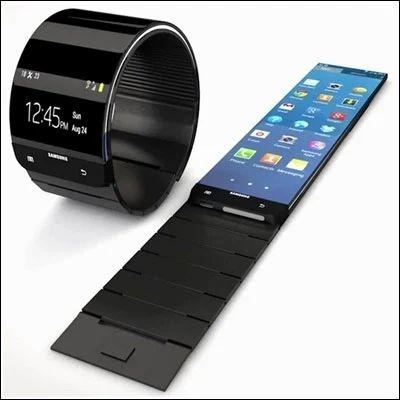 Samsung Smart Phone At 7200