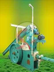 Biomass Briquetting Press