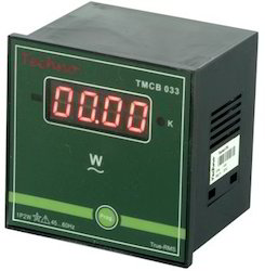 Techno Single Phase Watt Meter