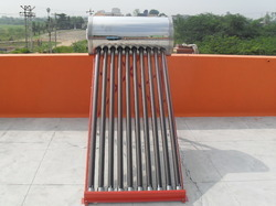 Solar Water Heater 100 Lpd Etc Model