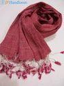 Designer Pure Silk Shawl