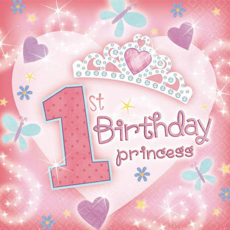 Plastic Table Cover Fun at One Happy First Birthday Girl Creative Converting-Toys 725748