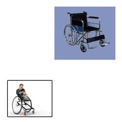Folding Wheel Chair for Patient