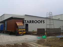 Company Roofing Shed