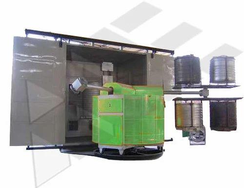 Three Arm Biaxle Machine