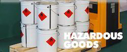 Shipping Hazardous Materials Service