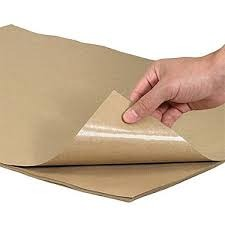 Poly Coated Kraft Paper At Best Price In India
