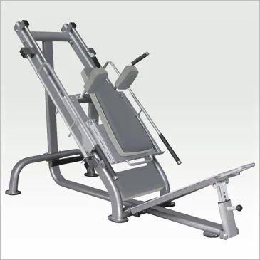 Impulse Stainless Steel Leg Press/Hack Squat Machine