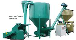 Animal Cattle Feed Machine