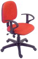 red color rolling chair - Rolling Chair