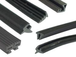 Black EPDM Rubber Profile