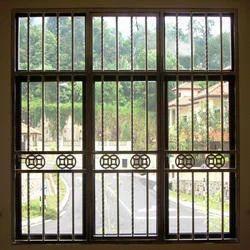 Simple Steel Window