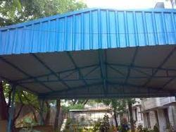 Metal Roofing Contractors Service Provider Of Structural Roofing Works Polycarbonate Roofing Works From Thiruvananthapuram