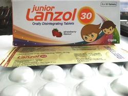 Lansoprazole Orally Disintegrating Tablets