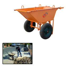 Wheel Barrow For Building Construction