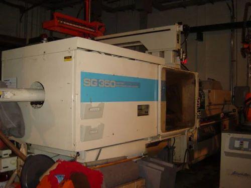 Arburg 110 Ton Plastic Injection Molding Machine - Zaclon