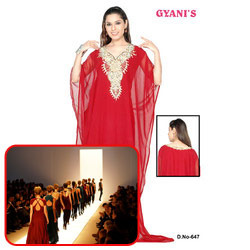 Kaftans for Fashion Industry