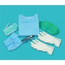 Non Woven HIV Kit Fine Wear