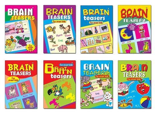 Brain Teasers Book