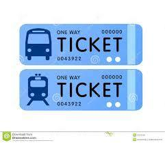 Luxury Bus And Train Tickets Service