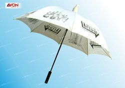 Non Drip White Umbrella
